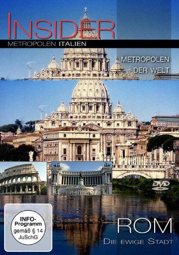 Preisvergleich Produktbild Insider - Metropolen: Rom
