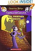 #6: Creepella Von Cacklefur - 1 The Thirteen Ghosts: 01 (Geronimo Stilton)