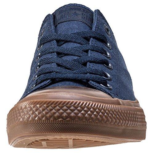 Herren All Star Sneaker Taylor Blue Low Blau Chuck Ii Converse EaTxwgYqa