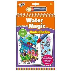 Galt Toys 1004918agua Magic bajo el mar