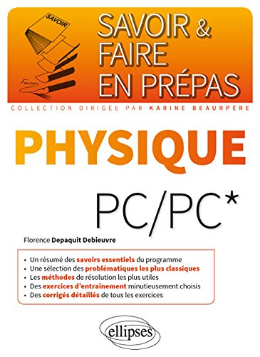 Physique PC/PC* par From Ellipses Marketing