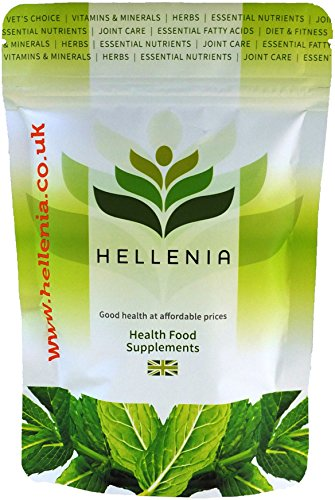 Hellenia Feverfew Extract 25 mg - 180 Tablets - Traditional Migraine Relief Test