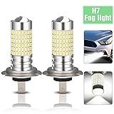 AMBOTHER 2x H7 LED Nebelscheinwerfer Xenon Birnen...