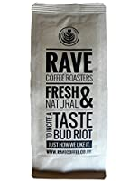 Rave Coffee - The Italian Job Blend - Fresh Roasted Coffee Beans - 250g - Whole Bean