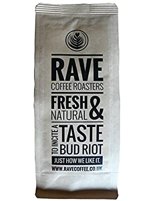 Rave Coffee - Colombia Suarez - Green Coffee Beans for Home Roasting - 500g by Rave Coffee