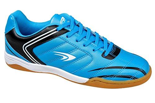 GIBRA® Homme Chaussures de Sport, pour la salle de gym, bleu, Taille 41–46 Bleu - Bleu