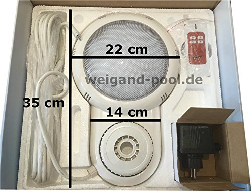 Poolbeleuchtung – SeaMaid – Weigand Wellness - 4