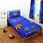FC Barcelona - Parure de lit simple o...