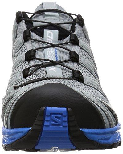 Salomon  XA PRO 3D, Chaussures de trail hommes Light Onix Bright Blue Dark Cloud
