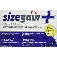 Sizegain Plus 30 Kapseln Größe verbessert männlich Mitglied