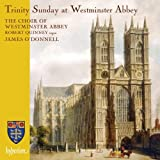 Trinity Sunday at Westminster Abbey