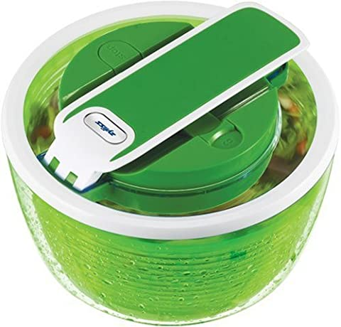 Zyliss Smart Touch Salad Spinner - Green