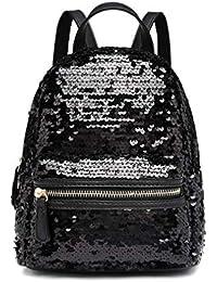design di qualità 25f7c d8670 Amazon.it: GLITTER - Borse a zainetto / Donna: Scarpe e borse