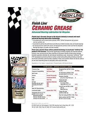 Finish Line Ceramic Grease 1lb Tub by NOWDB