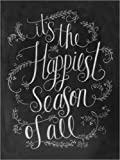 Posterlounge Leinwandbild 120 x 160 cm: Die schönste Jahreszeit von Lily & Val/MGL Licensing - fertiges Wandbild, Bild auf Keilrahmen, Fertigbild auf Echter Leinwand, Leinwanddruck