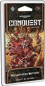 Juego de Cartas Récupération Mortelle AsmodeeW40K ConquestUBIJCK11