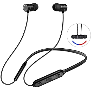 Bluetooth Earphones, Running Headphones 10 Hours Music: Amazon co uk