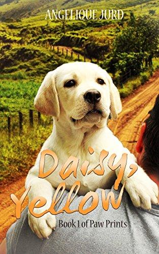 Daisy, Yellow (Paw Prints Book 1) (English Edition) (Print Paw Black)