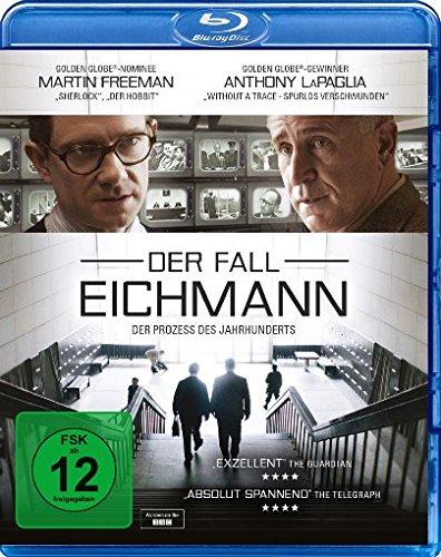 Der Fall Eichmann [Blu-ray] - Verteidigung Behandlung