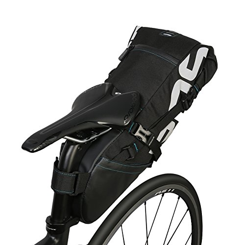 10L Bike Saddle Bag Tear Resistant Polyester Bike Seat Rear Bags Strap On Saddle Bag Bicycle Seat Pack Bag Cycling Rear Tail Bag Bicycle Bag Basismodelle