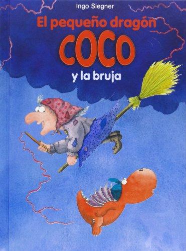 El pequeño dragón Coco y la bruja/The Little Dragon Coco and the Witch