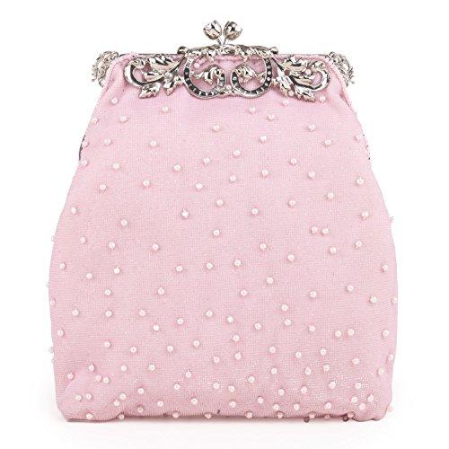 Farfalla 90443, Pochette donna Rosa (rosa)