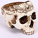 MQHY- Creative Skull Ashtray Decoration Resin Flower Pot - Best Reviews Guide