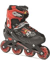 No Fear Spirit Kinder Maedchen Inline Skates Inliner