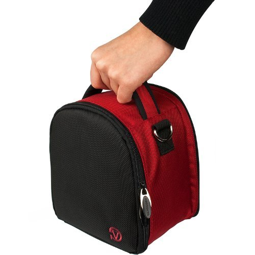 Laurel Travel Camera Bag Case For Samsung WB Series WB1100F, WB2200F, Galaxy NX30 DSLR Camera  available at amazon for Rs.6472