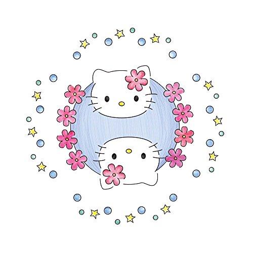 Imagen 8 de Ravensburger Deco Mandala Designer 18647 Hello Kitty - Set para crear diseños decorativos [importado de Alemania]