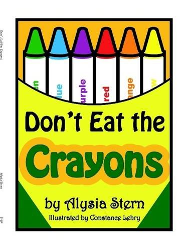 Dont Eat the Crayons