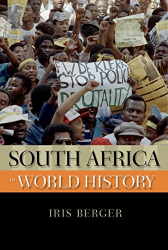 South Africa in World History (New Oxford World History) (English Edition)