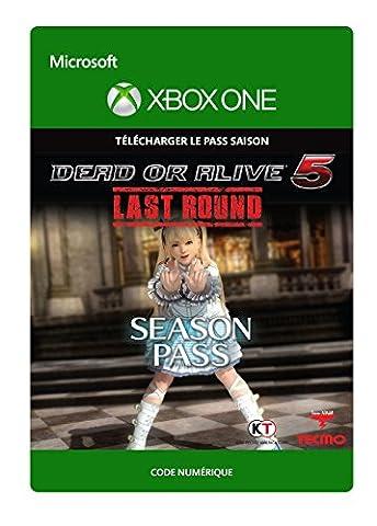 Dead or Alive 5 Last Round New Costume Pass 1 [Xbox One - Code jeu à télécharger]