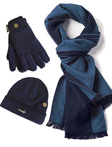 ac9ae9ed7ea9d lll➤Ofertas de set-de-bufanda-gorro-y-guantes-para-hombre-octubre ...