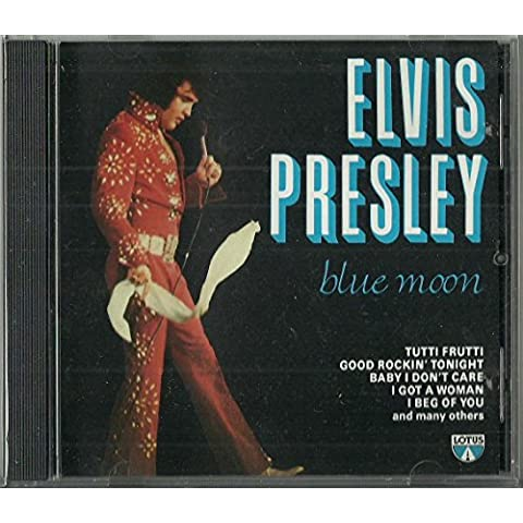 incl. Good Rockin' Tonight (CD Album Elvis Presley, 16 Tracks)