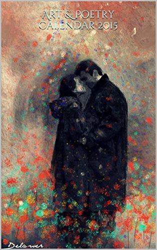 Art & Poetry Calendar 2015: Delawer Omar Art Akis E. Ganesh Poetry (English Edition)