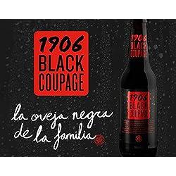 Cerveza Estrella Galicia 1906 Black Coupage - 24Unidades de 33Cl