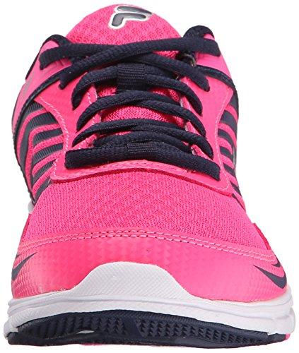 Fila Gamble scarpa da running Kopk/Fnvy/Wht