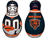 Best Tackle Bag - NFL Chicago Bears Tackle Buddy Inflatable Punching Bag Review