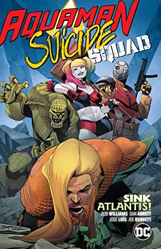 Preisvergleich Produktbild Aquaman / Suicide Squad: Sink Atlantis