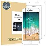 EasyULT Verre Trempé iPhone 8[2-Pièces], iPhone 8 Protection écran, iPhone 8 Vitre Film Glass Screen Protector(Compatible Fonction 3D Touch)