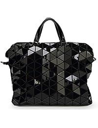 daec8087998dc 2018 Frauen Mode Scherbe Gitter Design Geometrisch Tasche PU-Leder Unikat  Geldbörsen Handtaschen Schultertaschen