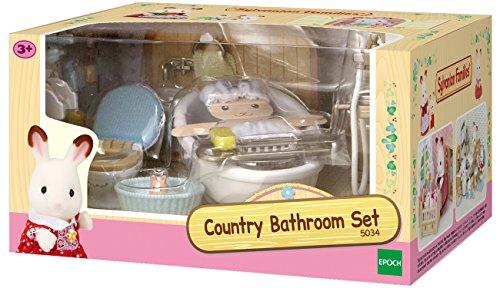 Sylvanian Families Set Cuarto de baño (Epoch para Imaginar 5034)