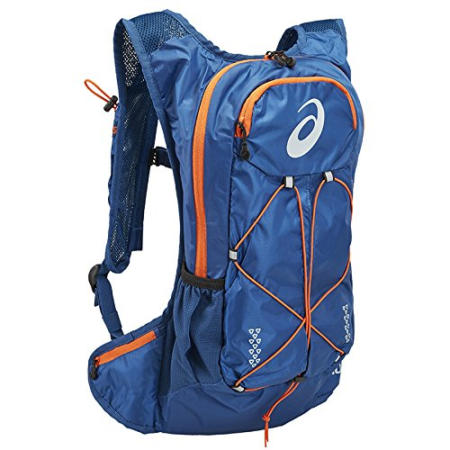 Asics Zaino Lightweight Running Backpack, Poseidon