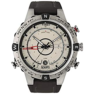 Timex – Reloj de Cuarzo para Hombre, Correa de Silicona