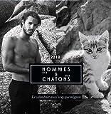 calendrier des hommes et des chatons 2018