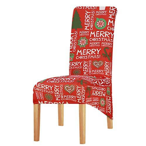 MAIAMY Komfortable Hight Rücksitz Stuhlhussen Spandex/Polyester Stuhlhussen für Esszimmer Bankett Dekoration