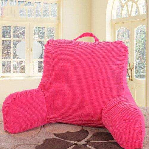 famiglia, letto +, cuscino del collo Grande triangolare cuscino cuscino poltrona bracciolo back office comodino cuscino vita le donne in gravidanza Viaggi cuscin ( colore : C. )