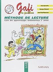 Méthode de lecture, CP, livret 2. Cycle des apprentissages fondamentaux, 2e année