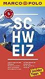 MARCO POLO Reiseführer Schweiz: Reisen mit Insider-Tipps. Mit EXTRA Faltkarte & Reiseatlas - Marc Engelhardt